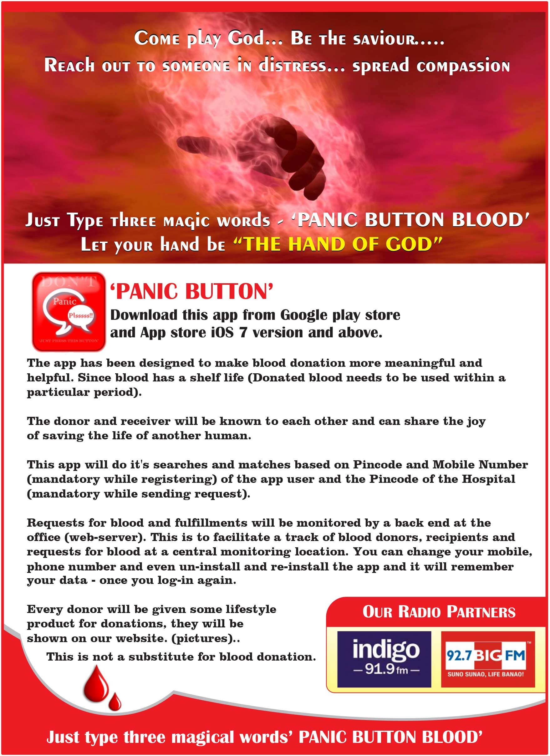 Panic Button Add
